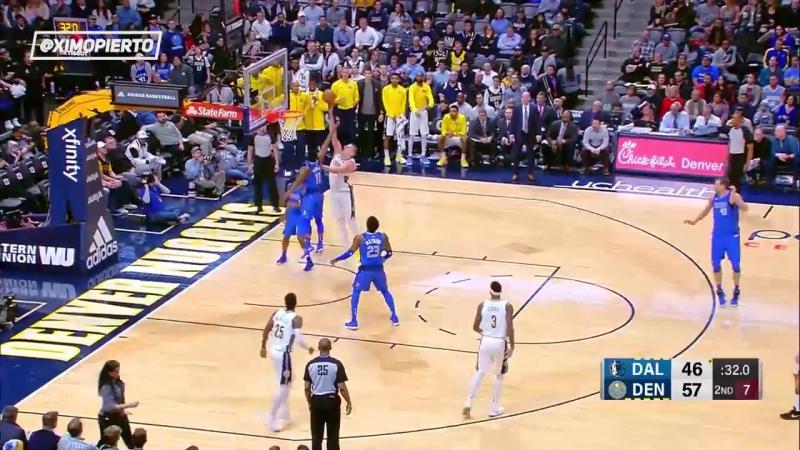 NBA | Денвер Наггетс 105-102 Даллас Маверикс | ОБЗОР МАТЧА