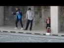 Танцы на набережной(Морской порт, Сочи)