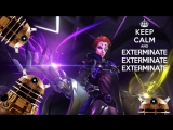 Total Extermination by Moira Мойра Мойва  Overwatch funny, epic and WTF moments