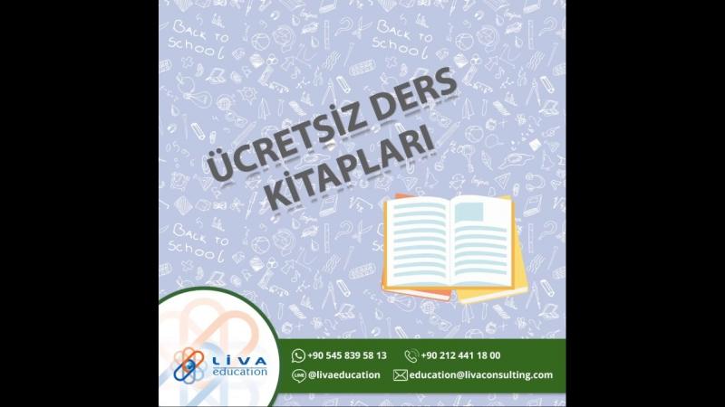Liva Consulting YÖS kursu tanıtım videosu