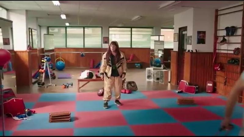 Sen Kiminle Dans Ediyorsun (2017) HDRip