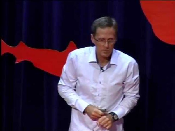 The great white lie William Winram at TEDxWWF
