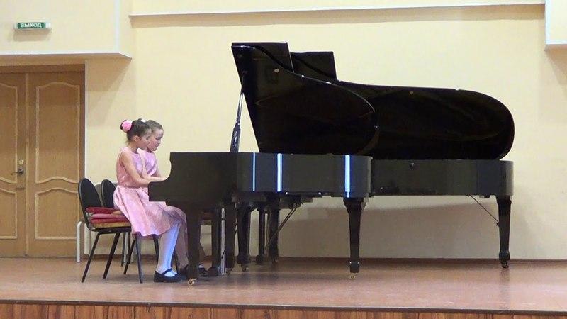Межрегиональный конкурс фортепианных ансамблей и концертмейстерского класса 2018 г. Вологда