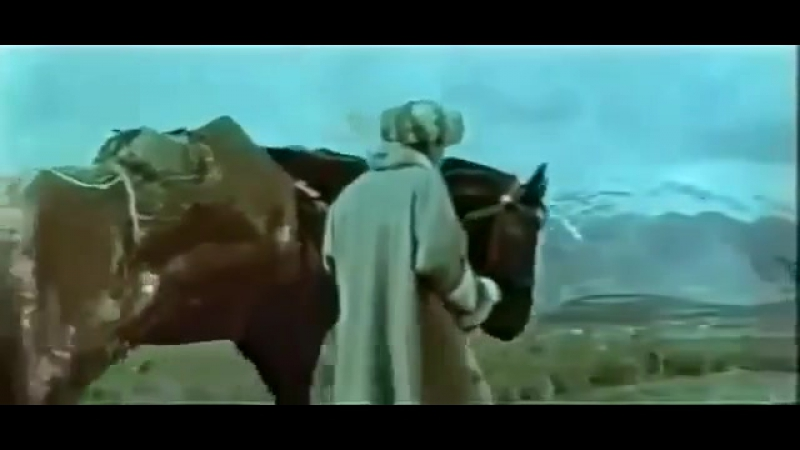 Бадиий фильм Ўтган кунлар 1969 й. 427