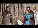 Мульткалендарь 23 февраля Преподобный Прохор Печерский