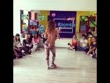 Оксана Сидорская - Kizomba Body Control