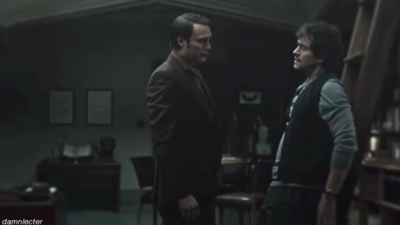 Hannibal   Ганнибал   Will Graham   Уилл Грэм   Lecter   Лектор   vine
