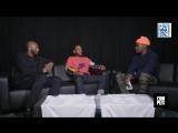 Kendrick Lamar & Kobe Bryant в интервью. Русский язык (Flowmastaz) [NR]