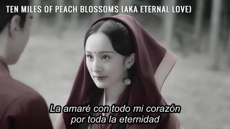 Ten Miles of Peach Blossoms Cap 26 Sub Español Antes de irme