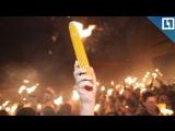 Благодатный огонь ждут во Внуково