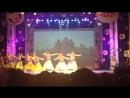 Индийский танец УГНТУ