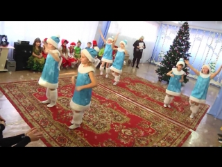 Умань НВК № 1 танець зимоньки