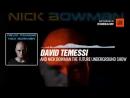 Techno music with David Temessi and @DJNickBowman - The Future Underground Show Periscope