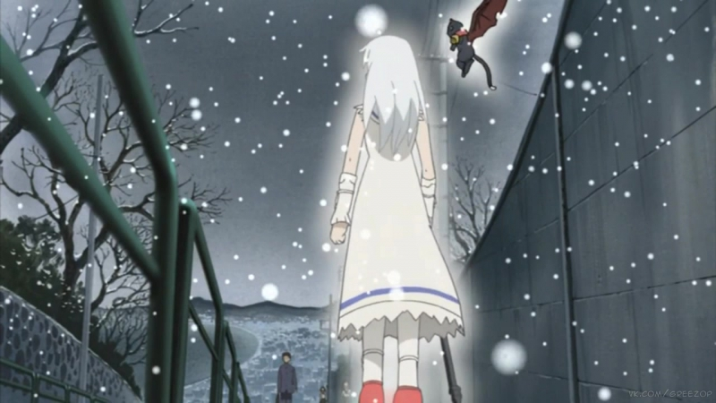 Момо, маленькая богиня смерти / Shinigami no Ballad   Опенинг / Opening