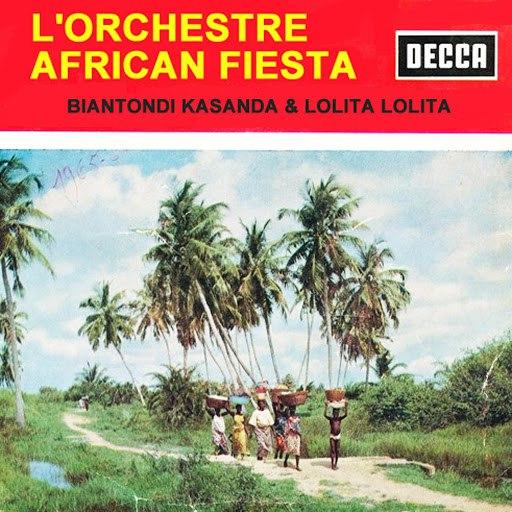 Nico альбом Biantondi Kasanda & Lolita Lolita