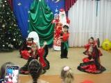 Цыганский танец на Новый год в детском саду
