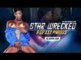 Kiki Minaj &amp Danny D, Star Wrecked A DP XXX Parody (2017)