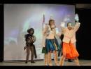 Традиционный танец народов севера