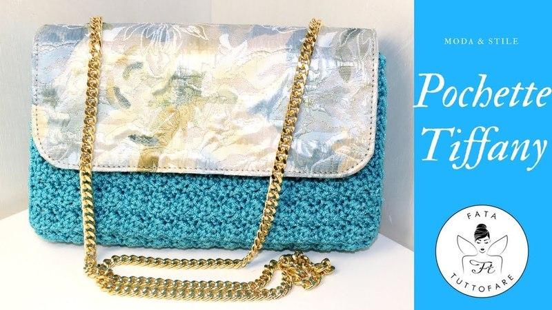 TUTORIAL: Pochette Tiffany***lafatatuttofare***