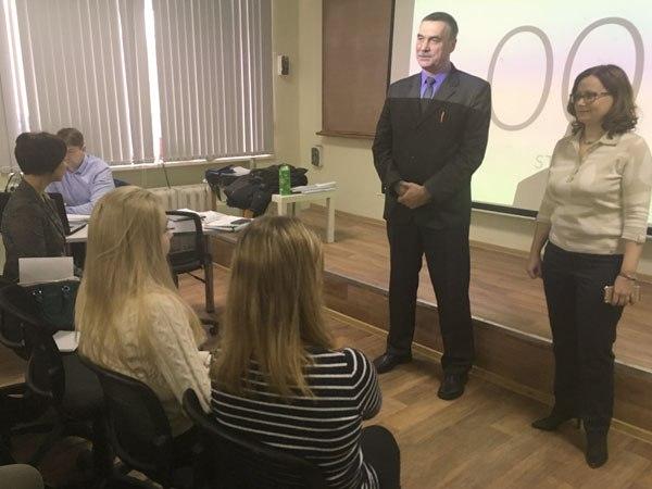 Глава Снежинского городского округа встретился с преподавателями и сотрудниками СФТИ .