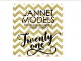 Jannet Models 21, Happy B-Day