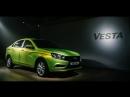 Lada Vesta Открывание и закрывание без основного ключа