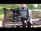 Дедушка, Андрюшка и старый патефон