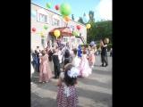 Танец дочки с отцом и сына с девушкой.... так трогательно...как быстро растут наши дети...