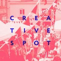 Логотип CREATIVESPOT