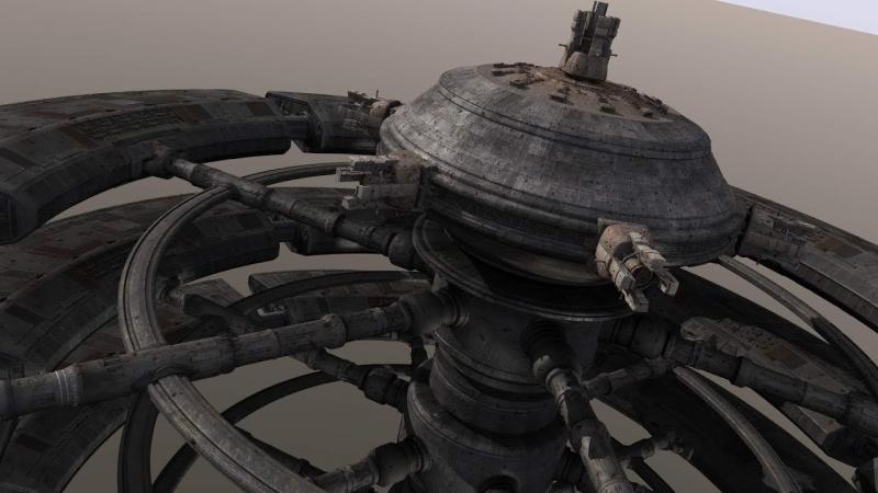 Battlestar Galactica выживший после разлома, день седьмой!