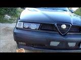 Alfa Romeo 155 short film HD