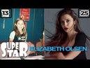 Elizabeth Olsen Lizzie Olsen From 2 To 29 Years Old - SUPER STAR