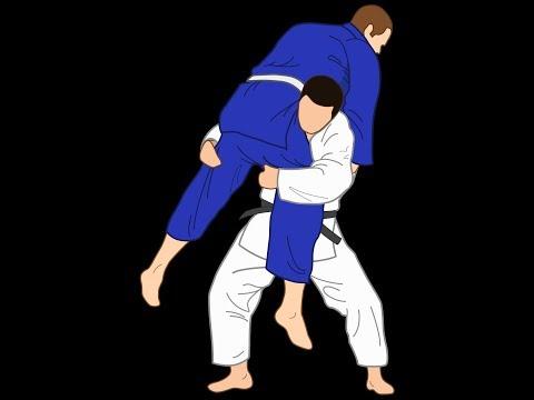 Morote Gari is a double leg takedown in Judo and Jiu Jitsu