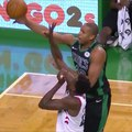 Boston Celtics в Instagram: «@al_horford bullies his way to the bucket 💪»