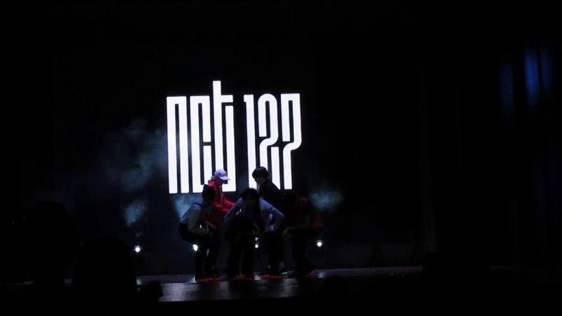 NCT 127 - Fire Truck cover dance Be Freak (Fenix 2018)