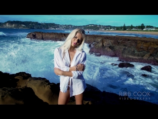 @_georgiaamy shoot on Avoca Beach ( Сексуальная, Ню, Модель, Nude 18+ ) - Приватное