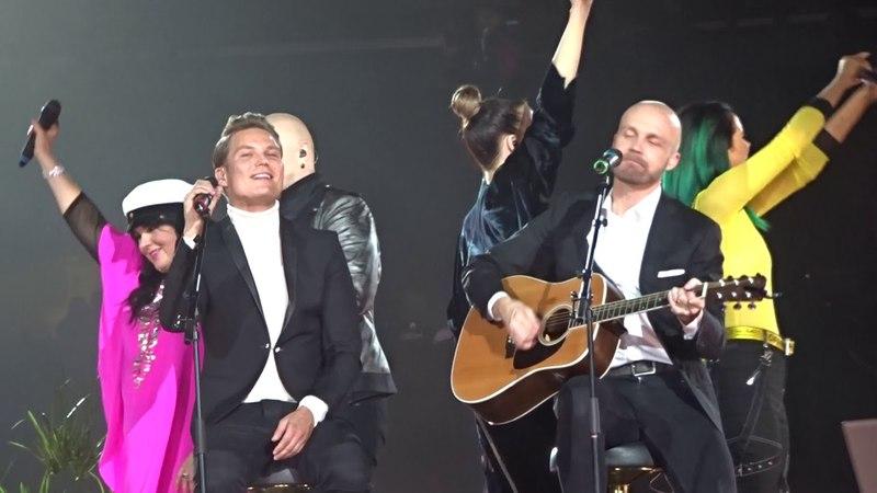 Cheek Juha Tapio - Oi Mikä Ihana Ilta LIVE @ Vain Elämää Live, Hartwall Arena 30.12.2017