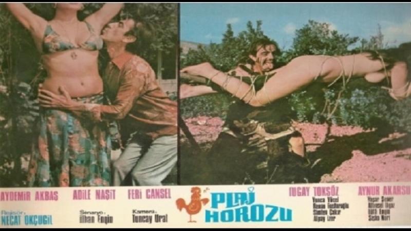 Rontgeci Sakir (Plaj Horozu ) 1975 Aydemir Akbas Feri Cansel Adile Nait