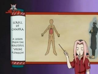 [Наруто\ Naruto] 1 сезон 10 серия( Перевод от Jetix)