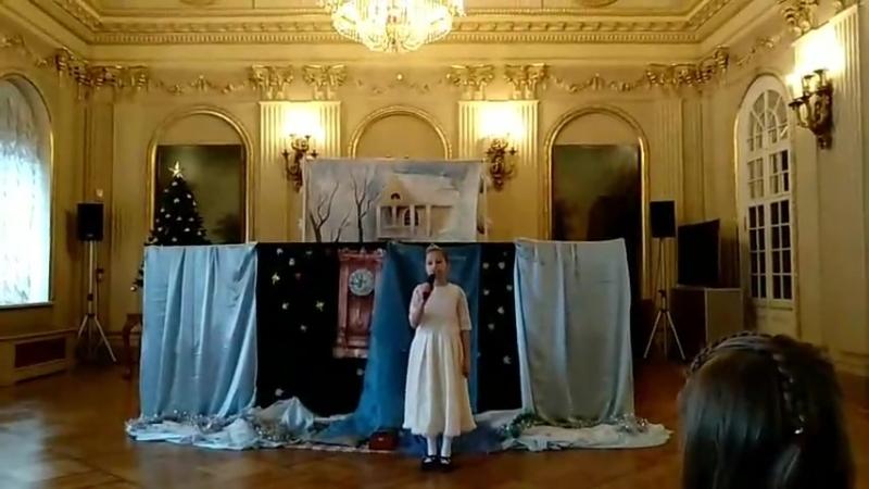 Ах, Эрмитаж!.. Выступление детского кукольного театра