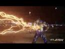 The Flash 3x16 Jesse Quick Vs Savitar low