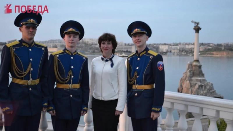 Невинномыские юнармейцы поразили крымчан навыками владения оружием