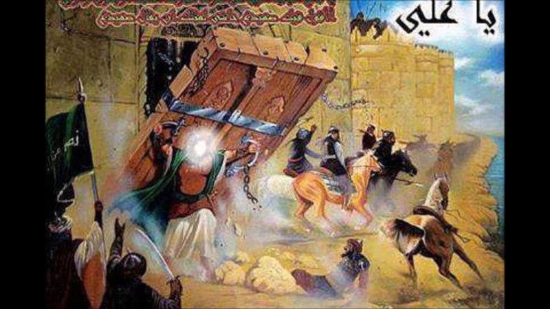 NƏHCÜL BƏLAĞƏ 12 - Peyğəmbər (səllallahu əleyhi və alihi və səlləm) və Cihad barədə