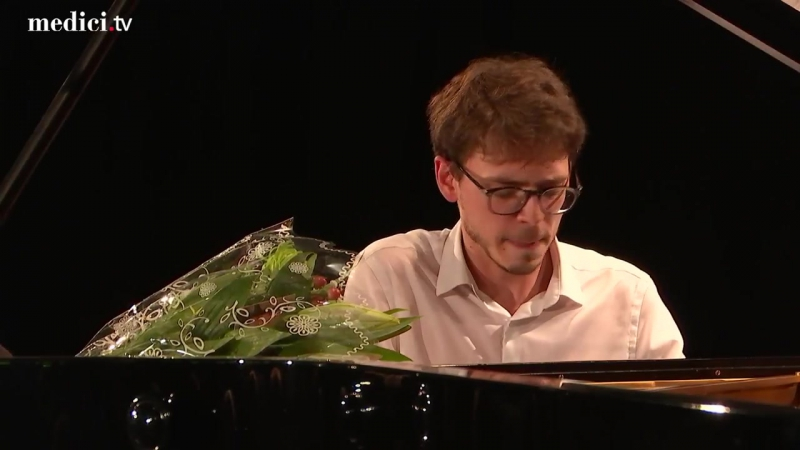Lucas Debargue - Chopin, Polonaise No. 6 in A-flat Major, Op. 53 Heroic