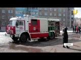 Новости UTV. В Салавате состоялись пожарно-тактические учения