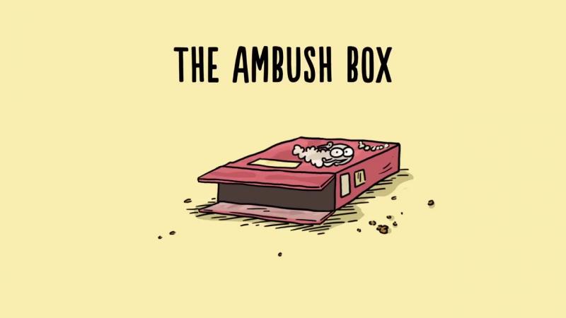 Кот Саймон (коробка часть-2)