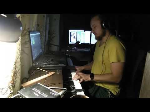 01 Урок потоковой импровизации за фортепиано Куаля
