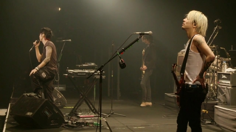 The HIATUS - Keeper Of The Flame Tour 2014 (Closing Night Nippon Budokan 2014.12.22)