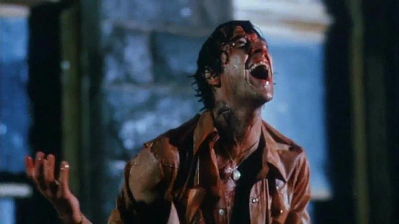 Череда смертей в проклятом доме (Отрывок из фильма Зло(1978))
