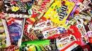 NEW A lot of Candy for Kids Много конфет и сладостей для детей Киндер Сюрпризы Presents for kids